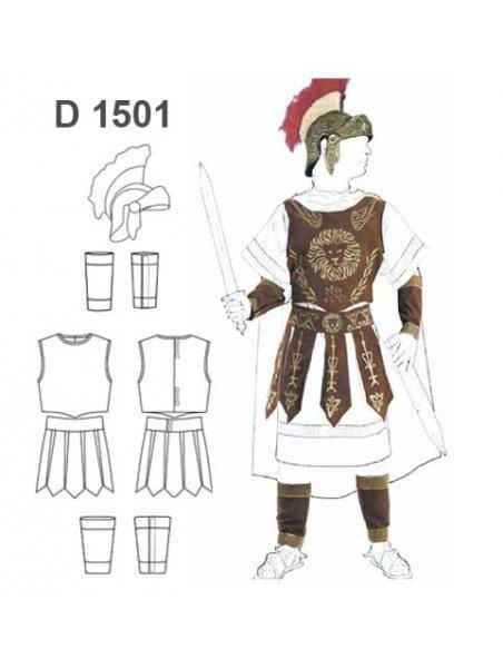 DISFRAZ ROMANO 1501