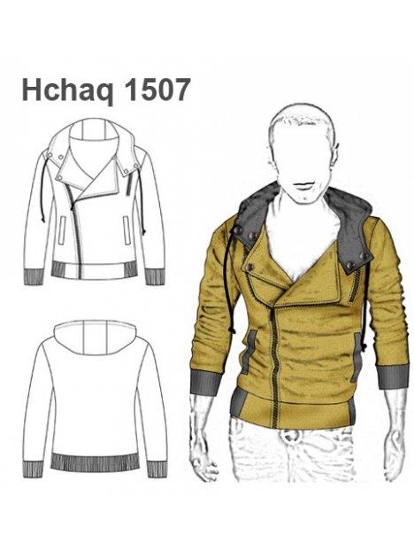 CHAQUETA POLAR HOMBRE 1507
