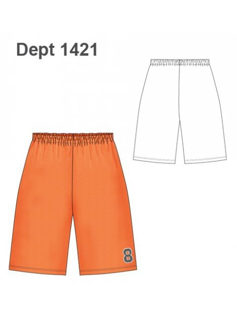DEPORTE SHORT BASKETBALL 1421