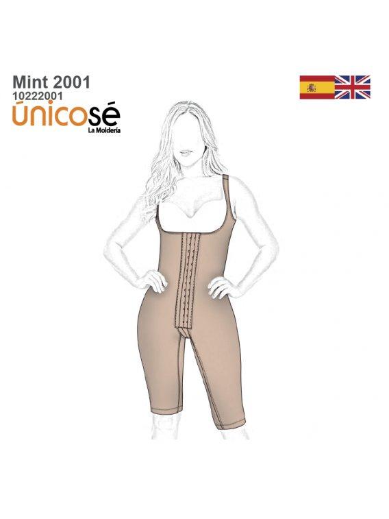FAJA REDUCTORA MUJER Mint 2001