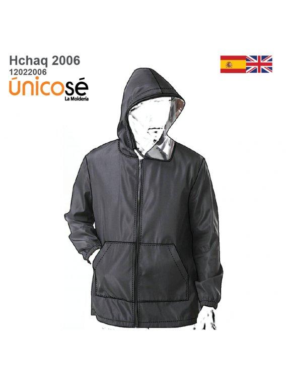 CHAQUETA CON VISOR HOMBRE 2006