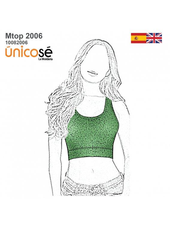 TOP AJUSTADO MUJER 2006
