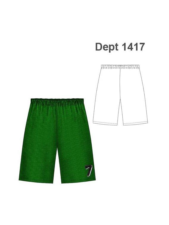 DEPORTE SHORT BASKETBALL 1417