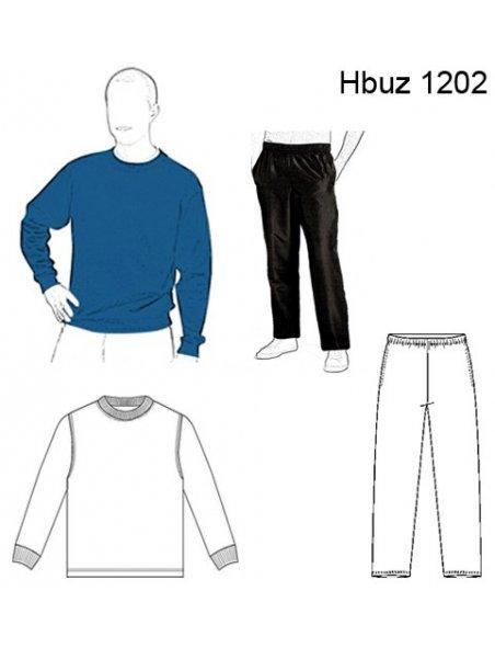 BUZO BASICO HOMBRE 1202