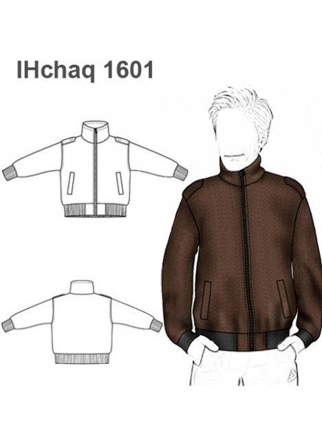 CHAQUETA BASICA NIÑO 1601