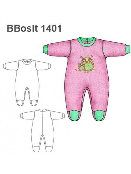 OSITO ENTERITO BEBE 1401