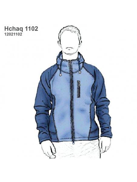 CHAQUETA SOFSHELL HOMBRE 1102